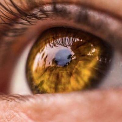 """""""Zijn wenkbrauwen vormden boogjes boven goudkleurige ogen."""" Ook spreekt Layla vaak over zijn goudkleurige ogen, dus vond ik dit wel een gepast kleur."""