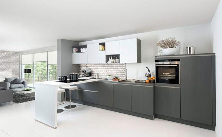 17 best images about moderne keukens on pinterest spotlight models and portal. Black Bedroom Furniture Sets. Home Design Ideas