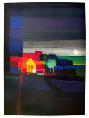 Night Falls - Ton Schulton