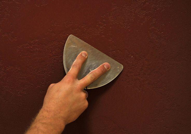 Choisir un enduit mural décoratif : les types, les avantages