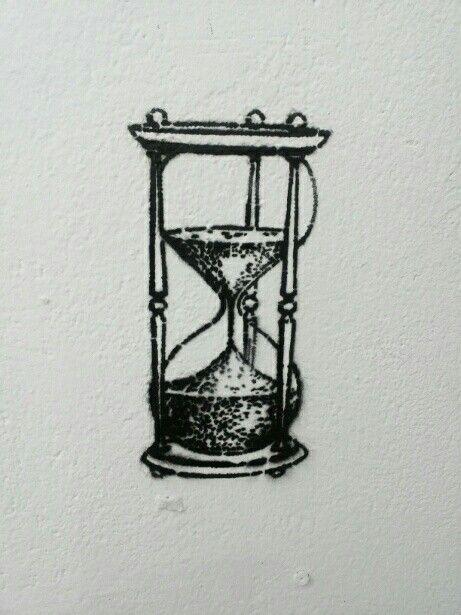 Sanduhr schwarz weiß  72 besten sandglass Bilder auf Pinterest | Sanduhr, Tattoo-Designs ...