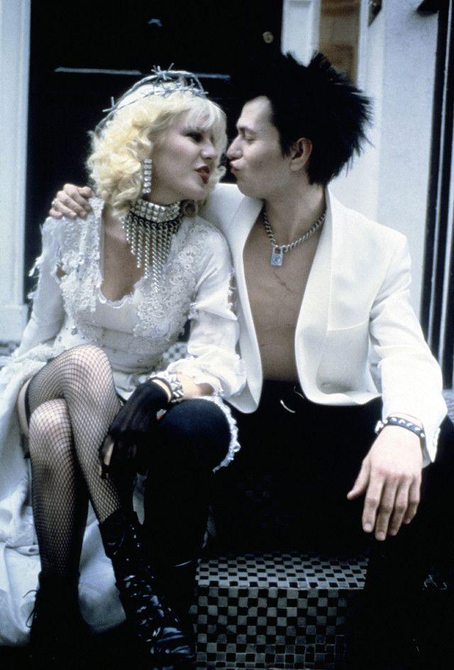 「シド・アンド・ナンシー」Sid & Nancy movie | Chloe Webb and Gary Oldman