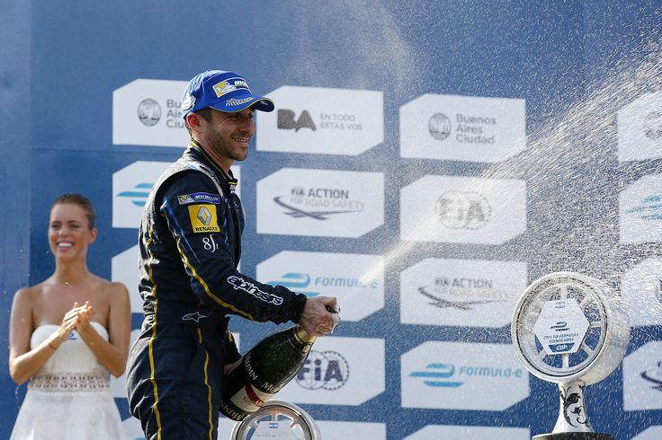 Fia Formula e - Nicolas Prost