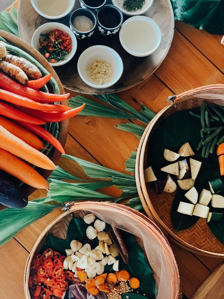 Indonesian cookery classes at Bawah Reserve in 2020 Food