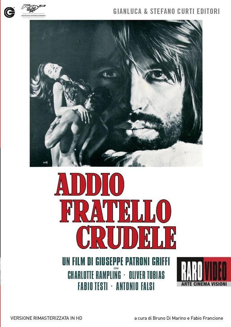 Addio Fratello Crudele, di Giuseppe Patroni Griffi. Con Charlotte Rampling, Oliver Tobias e Fabio Testi.