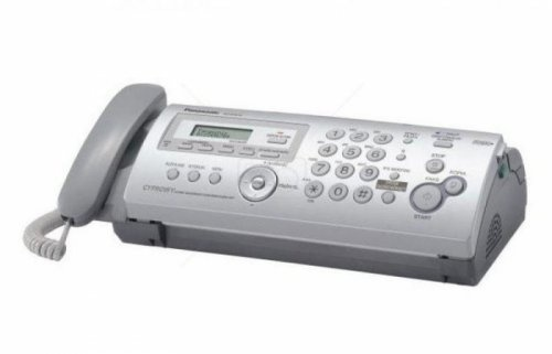 TELEFAKS PANASONIC KX-FP207 PDS SREBRNY