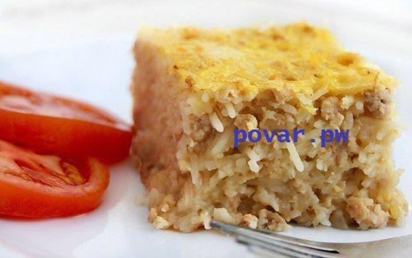 Вермишелевая запеканка с мясом (как в детском саду)  Ингредиенты:  - 2 чашки вермишели - кусочек отварного мяса на 300-500 гр - 1 яйцо - 50-100 гр молока, либо бульона - соль по вкусу - 1 столовая ложка любого растительного масла  Приготовление:  1. Отварить вермишель в подсоленной воде, слить. Не промывая, заправить любым растительным маслом без запаха, чтобы вермишель не склеивалась сразу. Можно растопленным - сливочным маслом заправить. Можно так же использовать ранее сваренную вермишель…