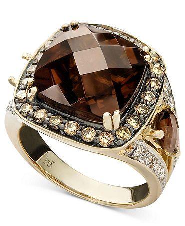 le vian, chocolate diamonds