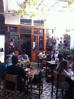 De compras en Santiago de Chile: ¿Donde comer en Santiago de Chile?
