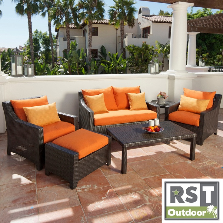 Best Patio Furniture Images On Pinterest Lawn Outdoor - Rst outdoor furniture