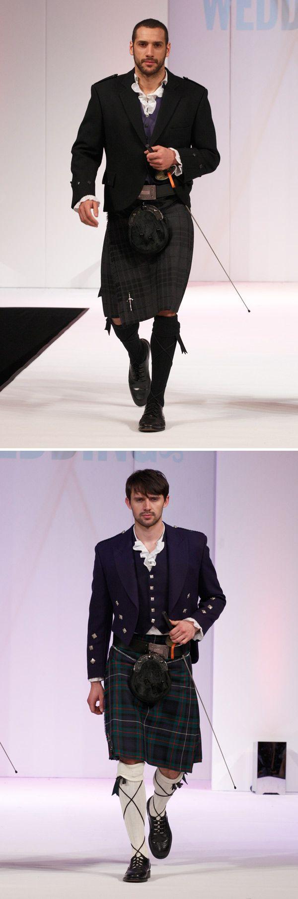 Hot men in kilts A Fashion Forward Friday.