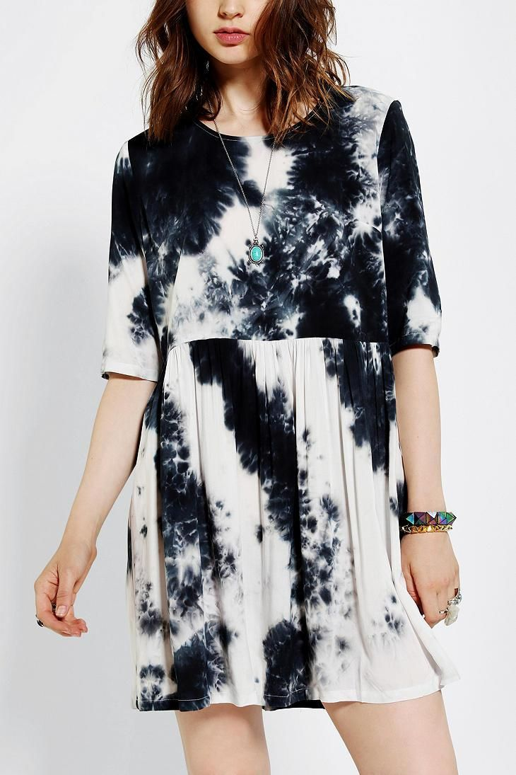 Evil Twin Species Babydoll Dress #urbanoutfitters