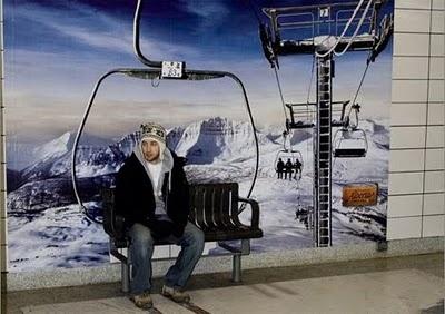creative bench ads