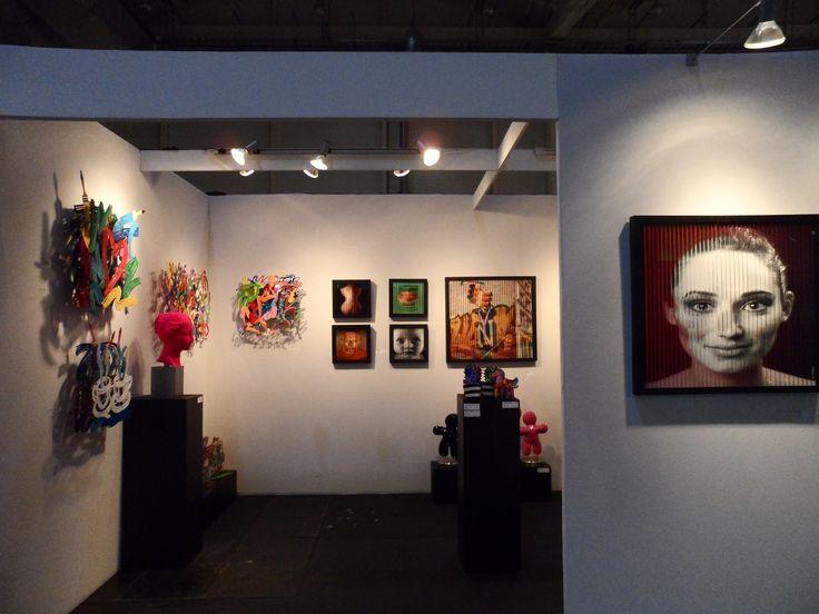 Colorfield Gallery vous accueille sur le stand E11 durant l4AAF Hamburg