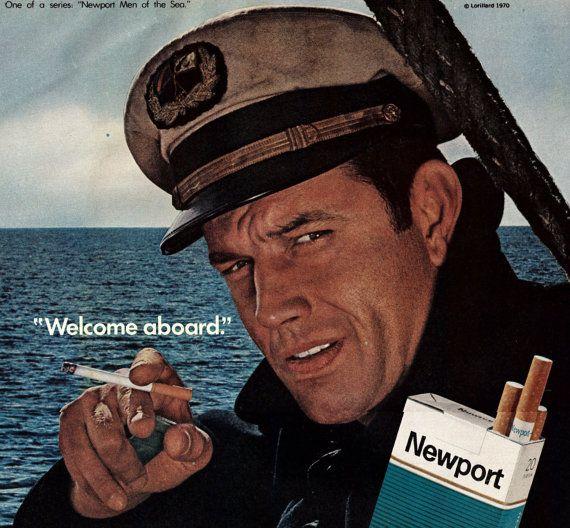 New Newport Cigarette Box Design