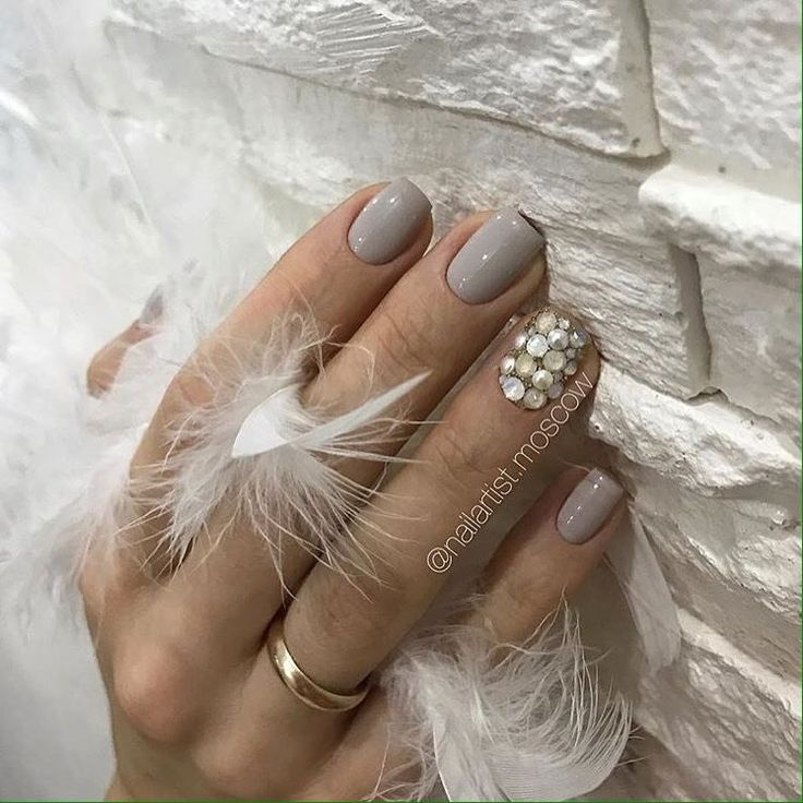 The 1040 best Winter nails images on Pinterest | Winter nails, Nail ...