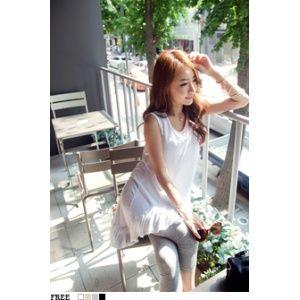 [픽키스트] korea fashion 언밸런스 프릴 원피스 sm6347d - 32,900원 by 금찌