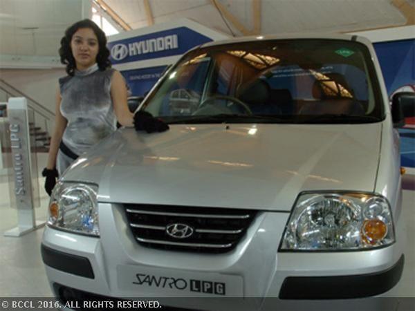 Hyundai plans to bring back Santro to take on Maruti - The Economic Times