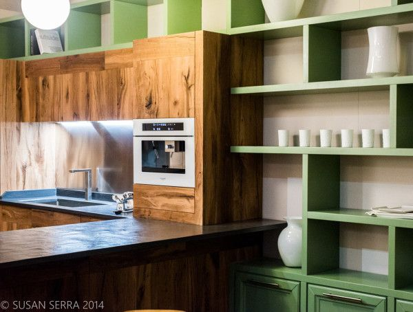 2014 Kitchen Trend Spotting with Susan Serra in interior design  Category (shelwes inspiration)