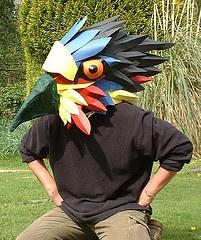 mask bird 2