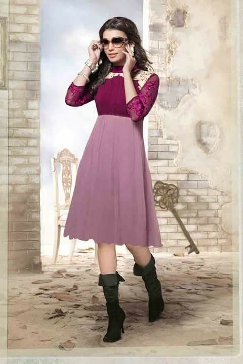 #party #kurtis @ http://zohraa.com/pink-60-gm-georgette-kurti-z1430p2010-16.html #partykurtis #celebrity #zohraa #onlineshop #womensfashion #womenswear #bollywood #look #diva #party #shopping #online #beautiful #beauty #glam #shoppingonline #styles #stylish #model #fashionista #women #lifestyle #fashion #original #products #saynotoreplicas (Shipping : Your order will be shipped within 1 day from the date of purchase)
