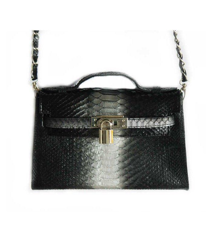 Miriam Stella Fashion Jewelry - Borsa Kelly mini #miriamstella #fashionblogger #moda #fashion #madeinitaly #fashionjewelry #kelly #minikelly #bags #kellybag #black
