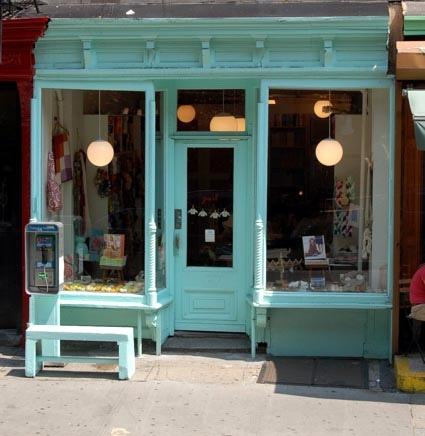 Adorable store front