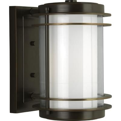 Progress Lighting Penfield 1 Light Tall Outdoor Wall Sconce with Dual Oil  Rubbed Bronze Outdoor Lighting Wall Sconces Outdoor Wall Sconces36 best Deck Lighting images on Pinterest   Deck lighting  Outdoor  . Outdoor Deck Lighting Canada. Home Design Ideas