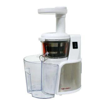 จัดส่งฟรี OXYGEN เครื่องแยกกาก Slow juicer รุ่น BL-003 (White) ราคาเพียง 2,990 บาท เท่านั้น คุณสมบัติ มีดังนี้ สามารถคั้นน้ำผักและผลไม้พร้อมแยกกาก ช่องใส่ผักและผลไม้มีขนาดใหญ่ มอเตอร์มีประสิทธิภาพสูง ความเร็วรอบต่ำ ช่วยรักษาวิตามินและแร่ธาตุให้อยู่ครบถ้วน