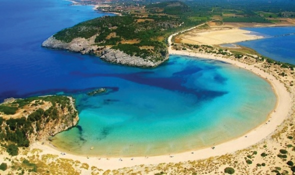 Take me there now! Voidokilia, Pylos