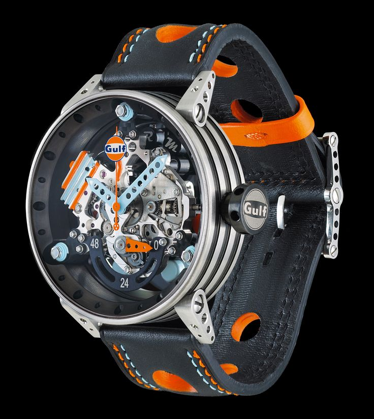 Brm-manufacture - Watches - R50-Gulf