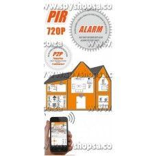 Wireless IP Camera Home Alarm System