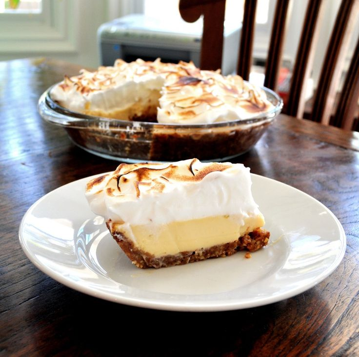Key Lime Meringue Pie | Recipe ideas | Pinterest