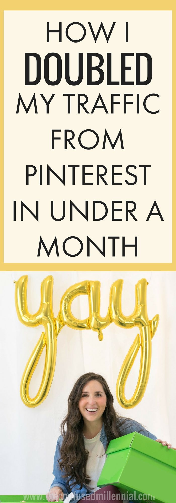 pinterest strategy for business, traffic from pinterest, pinterest marketing strategies, grow blog pageviews, [affiliate]