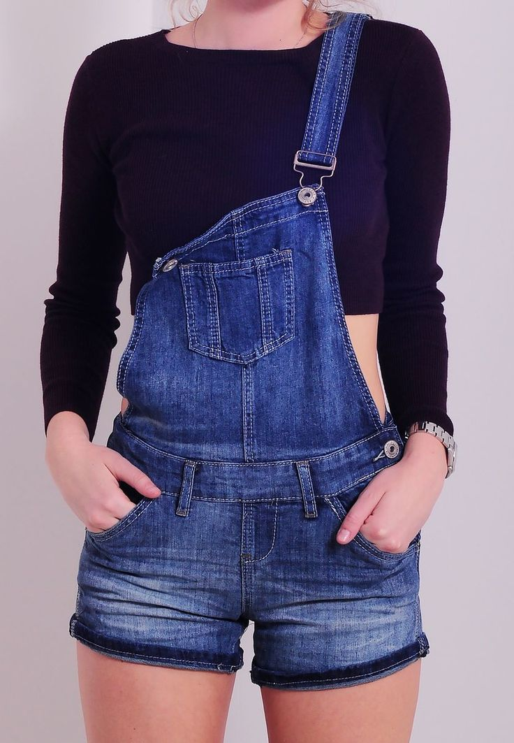 fabulous overall shorts outfits