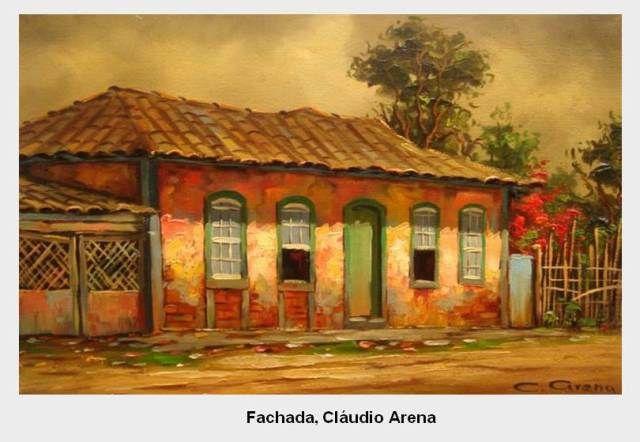 Claudio Arena - Fachada
