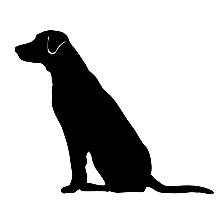 black lab design - Google Search | Patterns and drawings ...