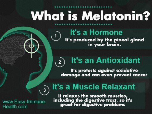 What is Melatonin? You might be surprised.