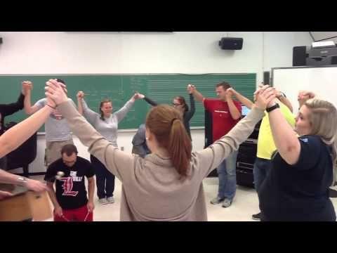 "Rob Amchin—University of Louisville—""Bluebird"" SInging game process - YouTube"