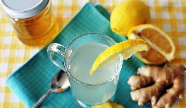Имбирный чай для похудения 4 самых лучших рецепта / Женское счастье!