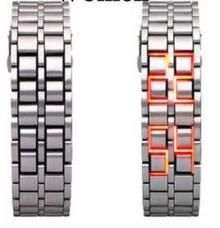 LED watch for men or women