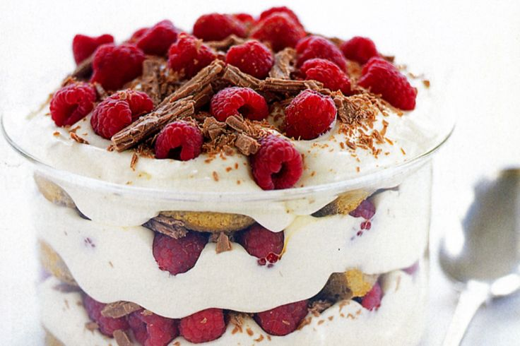 Perfect for an after-dinner dessert, this decadent trifle tastes as good as it looks. Here';s a fun, easy way to get your coffee and chocolate fix in one hit.