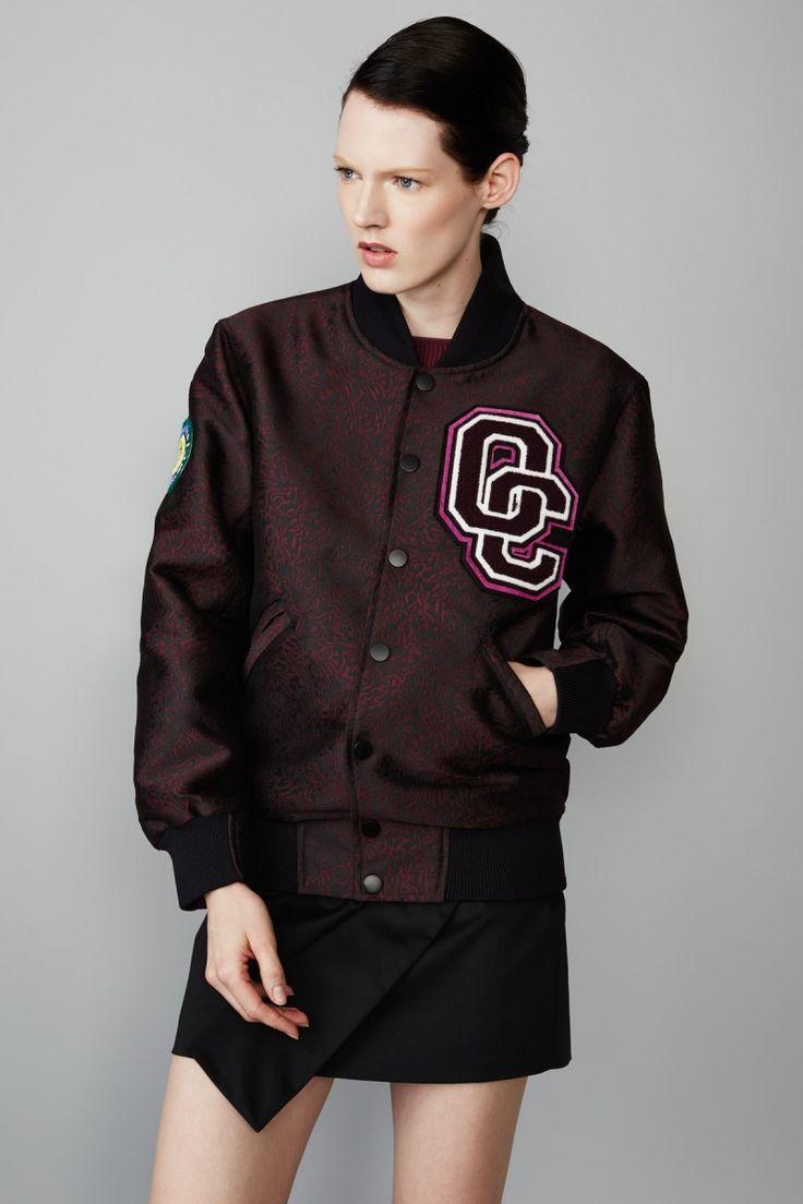 Womens Varsity Jacket 3