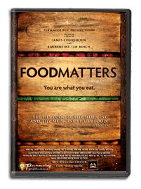 'Food Matters' is a hard hitting, fast paced look at our current state of health. Despite the billions of dollars of funding and research into new so-called cures we continue to suffer from a raft of chronic ills and every day maladies.    The film sets about uncovering the trillion dollar worldwide 'Sickness Industry' and exposes a growing body of scientific evidence proving that nutritional therapy can be more effective, more economical, less harmful and less invasive than most ...