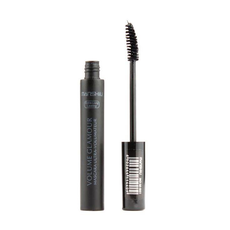 Women Black 3D Fiber Mascara Volome Curl Thick Waterproof Eyelashes Extension Brand Makeup Maquillage