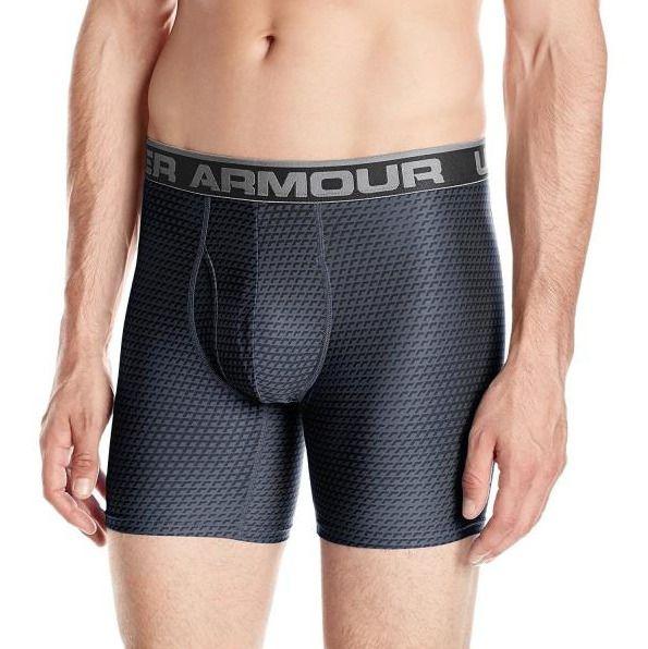 de31be50dc416 Under Armour Men's Boxer Briefs Underwear UA Original Series ...