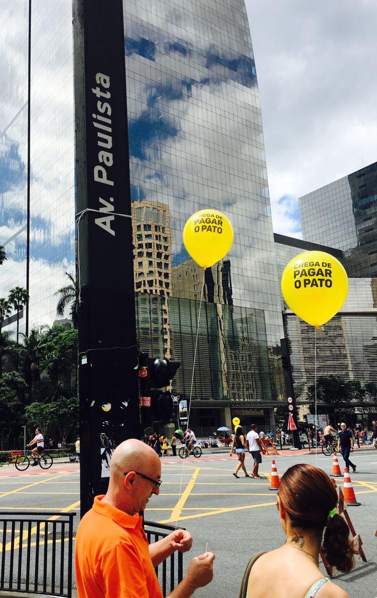 Avenida Paulista - São Paulo