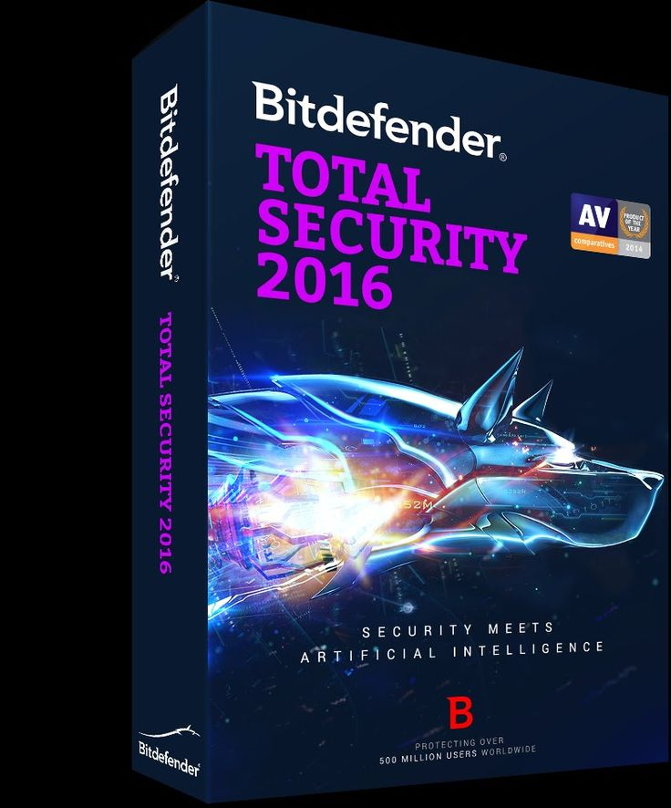 Bitdefender Total Security 2016 Crack Latest creates upon technological innovation accorded Product of the Year as well as uses machine-learning to struggle