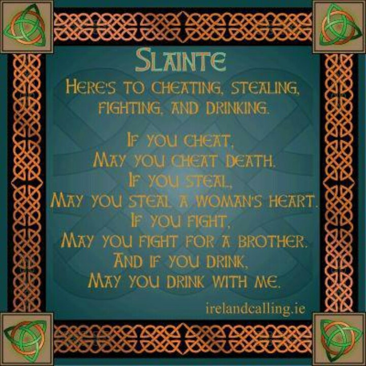 Irish Wedding Quotes: 231 Best Irish Quotes, Irish Sayings And Irish Blessings