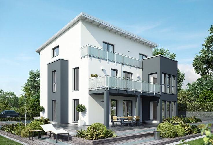357 best images about hausbaudirekt on pinterest for Zweifamilienhaus fertighaus
